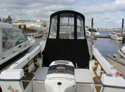 1986 Grady White-Offshore 24'-MINT $14900BO Newer FullCanvas w/ ss poles, ...